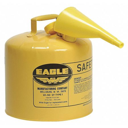 Type I Safety and Laboratory Cans