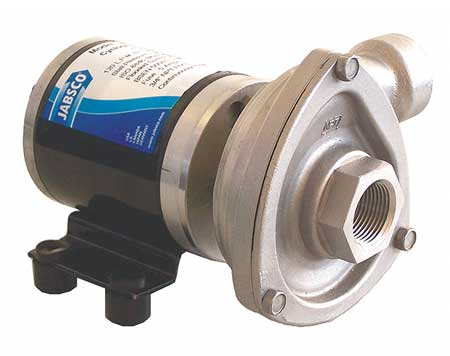 Low Pressure Cyclon Centrifugal Pump - 12v - JABSCO 50840-0012