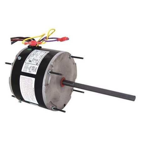 Condenser Fan Motor 1/6to1/3HP 1075 rpm Model ORM5458B by USA Century Permanent Split Capacitor Condenser Fan Motors