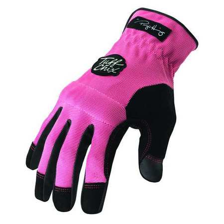 Synthetic Leather Work Gloves