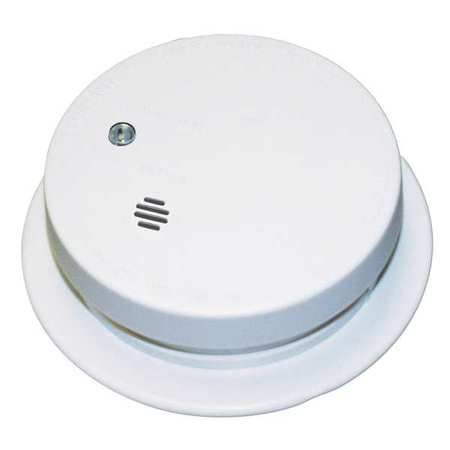 Ionization Smoke Alarm with 9V Battery