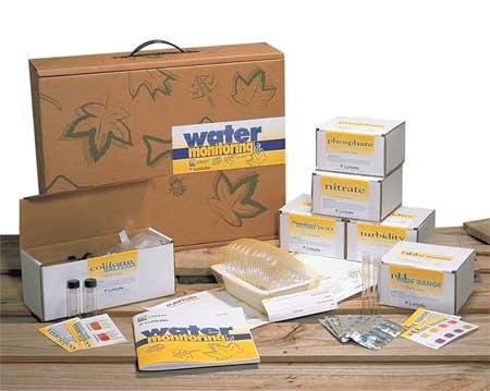 LAMOTTE - Water Test Ed Kit, pH, Dis O2, Nitrate, etc