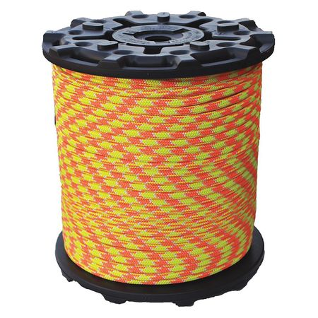 All Gear Climbing Rope PES 7/16 In. dia. 600 ft L Type AG24SP716600S