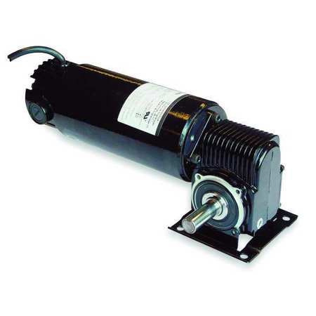 DC Gearmotor 360 rpm 90V TENV by USA Dayton AC Gear Motors