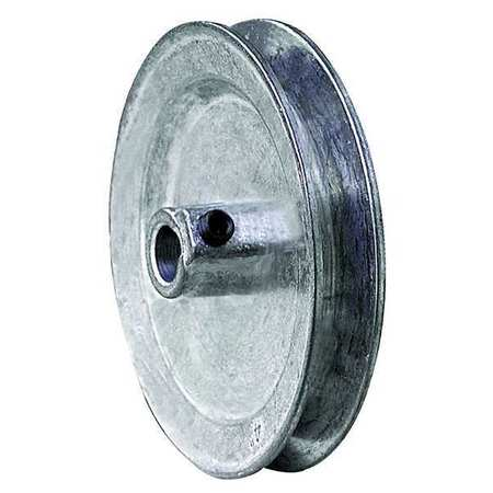 Solid,  Single Groove,  Fixed Bore Sheave