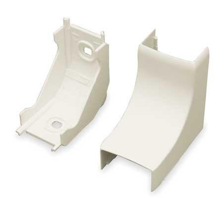 Internal Elbow Ivory Elbows by USA Legrand Electrical Raceways