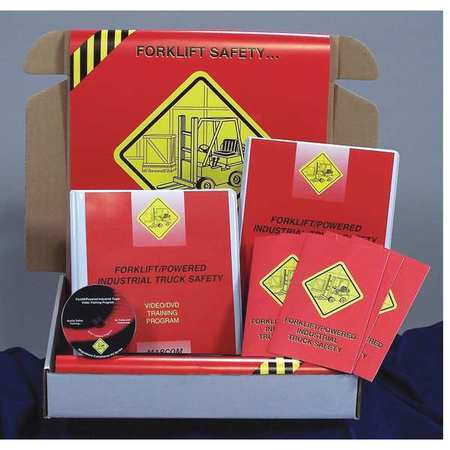 Forklift Safety Dvd Kit