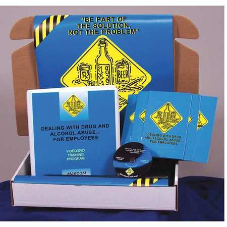 Drug And Alcohol Abuse Employees Dvd Kit
