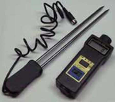 Grain Moisture Meter 8 to 20 per. by USA General Electrical Clamp Meters