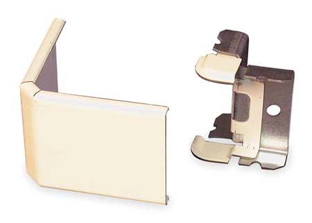 External Elbow Ivory Steel Elbows Model V2418M by USA Legrand Electrical Raceways