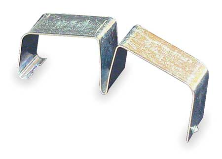 Divider Clip White Steel Clips by USA Legrand Electrical Raceways