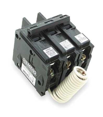 2P Shunt Trip Bolt On Circuit Breaker 100A 120/240VAC by USA Siemens Circuit Breakers