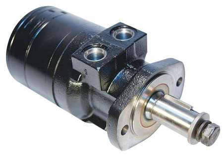 Parker Hydraulic Motor 20 6 Cu In Rev Tg0335as030aaaa