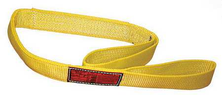 Stren-Flex Web Sling Eye&Eye 5 ft L 12200 lb W 2 In