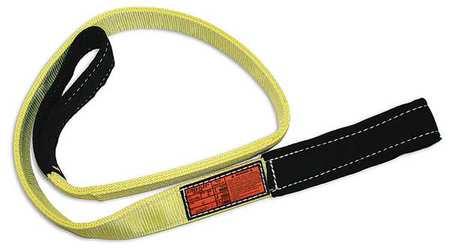 Stren-Flex Web Sling Eye&Eye 18 ft 9600b W 6 In