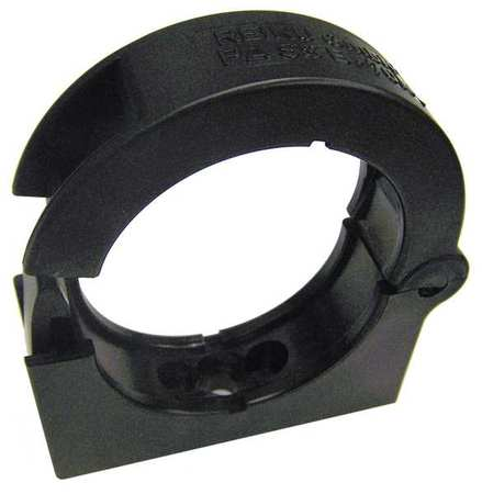 Gripping Clamp 2.040in Black Polyamide 6 by USA Reiku Electric Cable Corrugated Tubing & Fittings