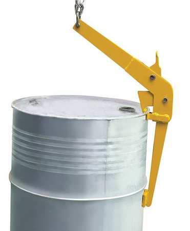 Value Brand Drum Lifter 55 gal. 1100 lb. Type 30YP26