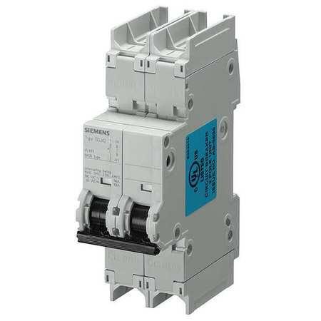 2P Miniature Circuit Breaker 63A 240VAC by USA Siemens Circuit Breakers