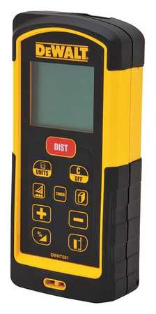 Distance Measure,Laser,330 ft.,LCD