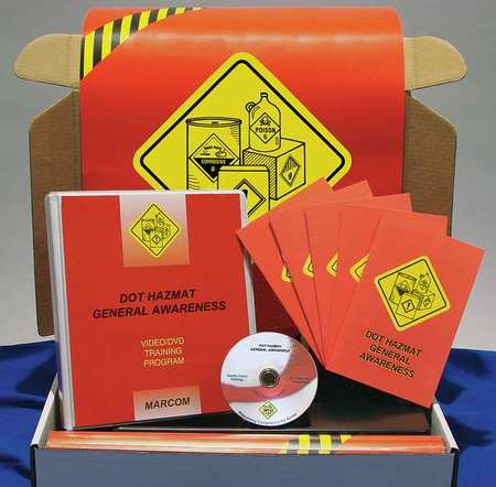 Dvd Training Kit,dot Genreal Awareness