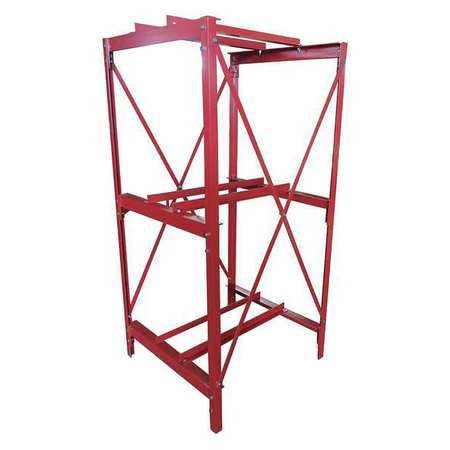Value Brand Drum Rack (3) 55 gal. Steel