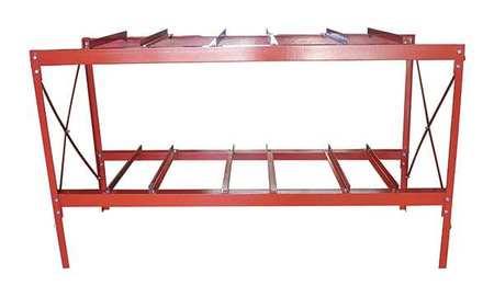 Value Brand Drum Rack (6) 55 gal. Steel Type 31CA30