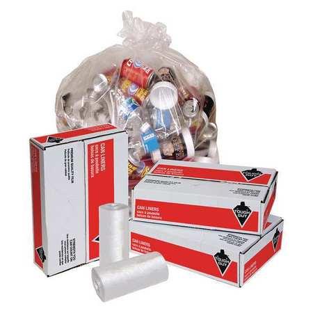 Trash Bags,20 To 30 Gal.,1.00 Mil,pk200