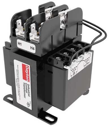 Control Transformer 350VA 240/480VAC by USA Dayton Electrical Control Transformers