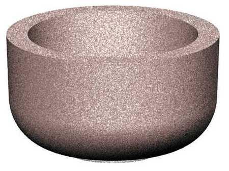 "Petersen 60"" Round Security Planter Concrete Type RP60X24"