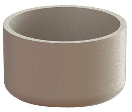 "Petersen 60"" Round Security Planter Concrete Type RP60X36"