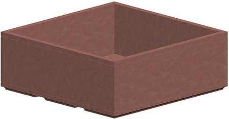 "Petersen 96"" x 72"" Security Planter Concrete"