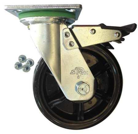 Value Brand Caster with Brake