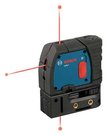 Self-Leveling Alignment Laser,100 ft.