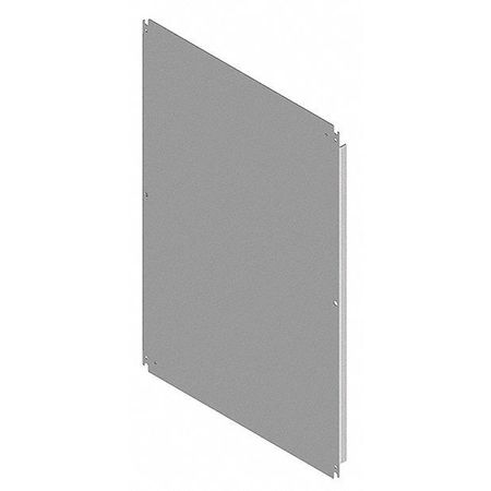 Interior Panel White 22.2in.Hx14.2in.W by USA Hoffman Electrical Box Accessories