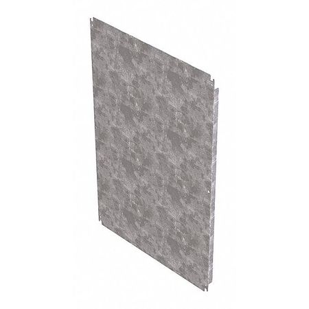 Interior Panel Steel 22.2in.H x 22.2in.W by USA Hoffman Electrical Box Accessories