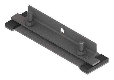 Sealing Plate Wireway Steel 6in.Hx6in.L by USA Hoffman Wireways & Cable Trays