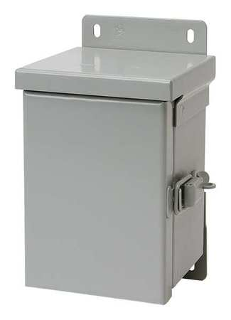 Enclosr Metallic 30In.Hx 24In.Wx6.62In.D by USA Hoffman Electrical Enclosures