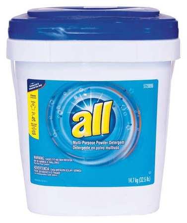 All 32.5 Lb. Packet Citrus Powder Laundry Detergent, 1 Pack