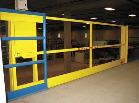 PS Horizontal Safety Gate Manual 6 ft.