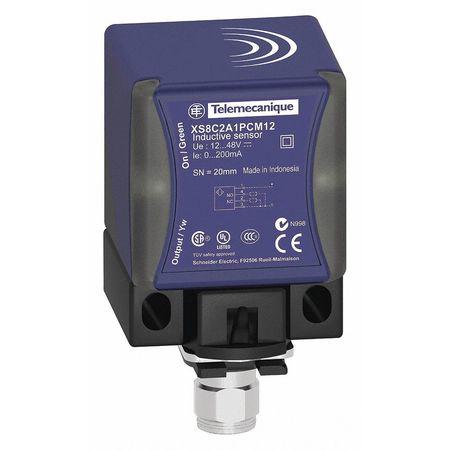 Rectngular Proximity Sensr Indctv Unshld by USA Telemecanique Proximity Sensors & Switches