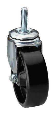 Value Brand Swivel Stem Caster Polyolfn 4 in 275 lb. Type DCIB04041S-S30