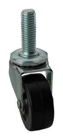 Value Brand Swivel Stem Caster Rubber 2 in. 75 lb. Type F1RR02052S-S30G