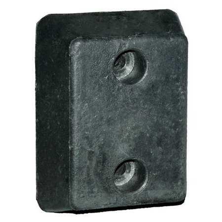 Value Brand Dock Bumper 10 in. W Include Fasteners