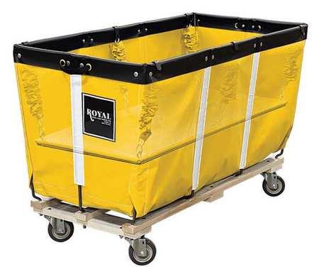 Royal Basket Spring Lift 50 In. Yellow