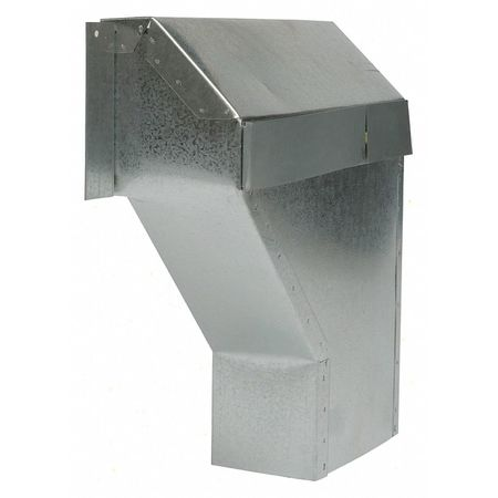 Panasonic Duct Adaptor Metal For 3in Duct Fv Vs43r