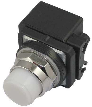 Pilot Light Full Voltage 24VAC/DC Metal by USA Dayton Electrical Control Pilot Lights