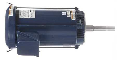 CC Pump Motor 20 HP 3520 rpm 254JPV 200V by USA Marathon Close Coupled Pump Motors