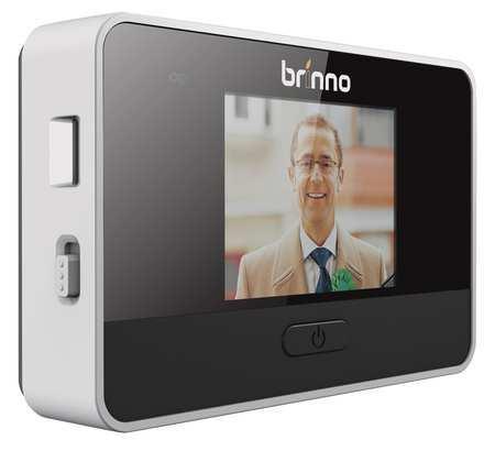 Door Viewer Digital by USA Brinno Wired Intercom Systems