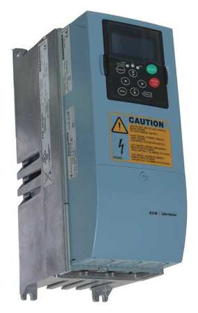 Variable Frequency Drive 1 HP 5 in W LED by USA Eaton NEMA Rated Enclosure Motor Drives