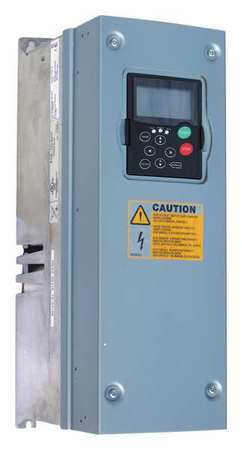 Variable Frequency Drive 60 HP 24.8 in H by USA Eaton NEMA Rated Enclosure Motor Drives
